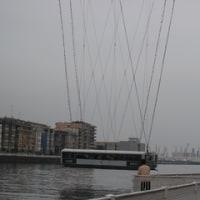 世界遺産・ビスカヤ橋(スペイン・ビルバオ)