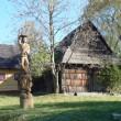 タトラ山麓とスロバキア周遊の旅(ヴルコリニェツ村)