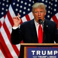 トランプ大統領の演説はアメリカらしさの逸脱に…北斗市
