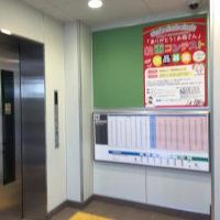 富士見町駅にエレベター