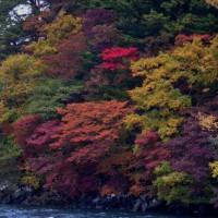 十和田湖の秋