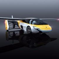 スロバキアからの飛行車 Flying car from Slovakia