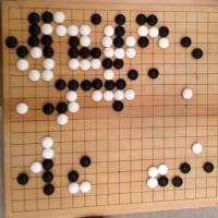 11月3日文化の日囲碁行事に参加して