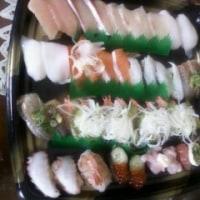 寿司のテイクアウト