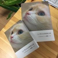 試し刷りの2冊目が到着しましたー