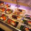 食品スーパーの割引セール