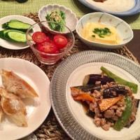 ミートソースパスタと最近の夕ご飯