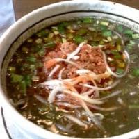 荻窪の「刀削麺」 一品長安