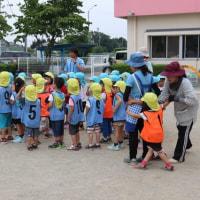 訪問サッカースクールを開催しました!