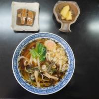 糸魚川市,能生・柵口 「郷の茶店えほん&おやき工房」