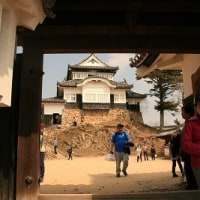 備中松山城④(天守へ)