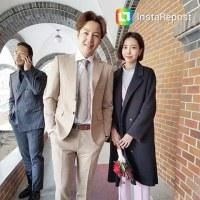 hyu.rimさんinstagram ゴン様結婚式でグンちゃんと(^○^)