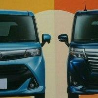 【ダイハツ】新型「トールカスタム」トヨタと共同開発で2016年11月9日発売!
