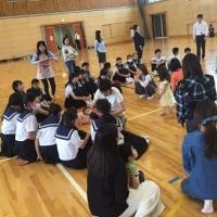 親子ふれあい広場in古知野中学校