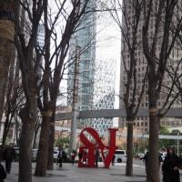 新宿の街角