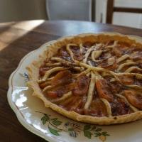 柿 の パイ