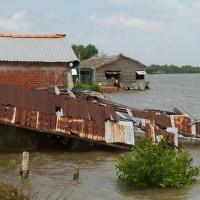 海面上昇の危機   ベトナム