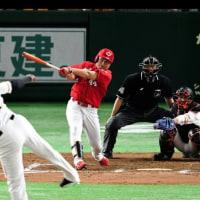 2017/04/13 先発:大瀬良 11-5 vs.ジャイアンツ