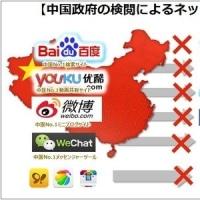 中国と日本の鎖国模様