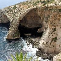 マルタ島の旅 【Ⅶ】青の洞門と世界遺産 ハジャー・イム神殿遺跡
