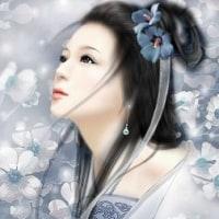 中国古装美女