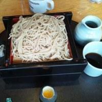 館山で蕎麦