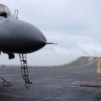 中国が海軍増強を加速、予測不能なトランプ氏に対抗