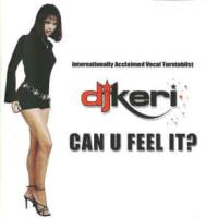 DJ Keri -Can You Feel It ? /2004年 US