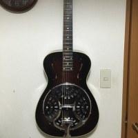 またまた新しいギターが届いたっ!