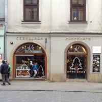 クラクフ4日目  屋外市場「スタリィ クレパシュ」&チョコレートの「KARMELLO」へ🍫
