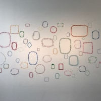 吉田葵展、始まりました。