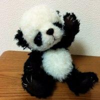 20cmパンダ リーリー