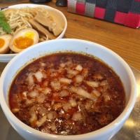 紅の辛つけ麺 Akano-Karatukemenn