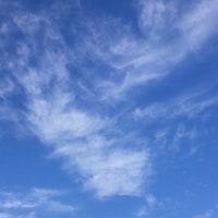 とある日の空模様