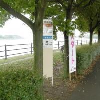 ベジタブルマラソンin彩湖