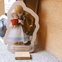「アールヌーヴォーの装飾磁器」展へ