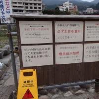 下呂温泉/噴泉池