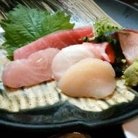 海鮮料理 海茶屋 / 前橋市 ~ 鯨の心臓刺し