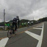 ■オヤジ隊、3位、4位、5位で第1エイドへ到着! ~ 妙義山ビューライドin富岡2017《前編》~