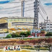 矢田川ー千種環境事業所