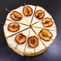 カボチャキャラメルチーズケーキ