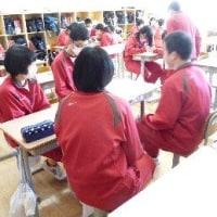 新生徒会の活動、修学旅行の準備に燃える8学年
