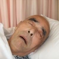 53  肺炎で3度目の入院