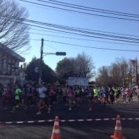 京都マラソンのあと