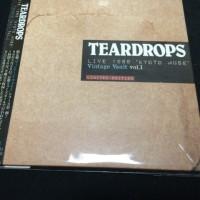 Teardrops/Live 1989 Kyoto Muse
