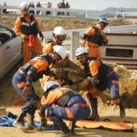 災害救助訓練(消防)