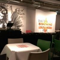 (2)デヴットボウイ回顧展行ってきました