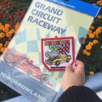 TDL グランドサーキットレースウェイ ドライバーズ認定証