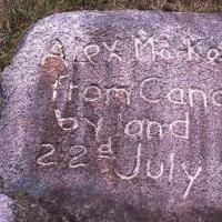 アレクサンダー・マッケンジーは、大陸横断し、太平洋に到着。