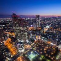 Shinjuku twilight